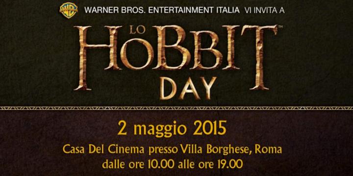Lo Hobbit Day alla Casa del Cinema