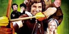 Le rocambolesche avventure di Robin Hood contro l'odioso sceriffo