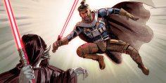 The Star Wars finalmente a fumetti