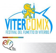 Vitercomix entra in RIFF – Rete Italiana Festival di Fumetto