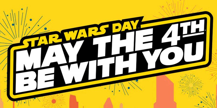 Star Wars Day 2019 tutti gli appuntamenti