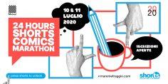 24 Hours ShorTS Comics Marathon