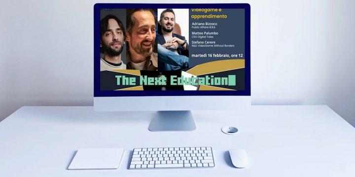 Webconference: Videogame e apprendimento