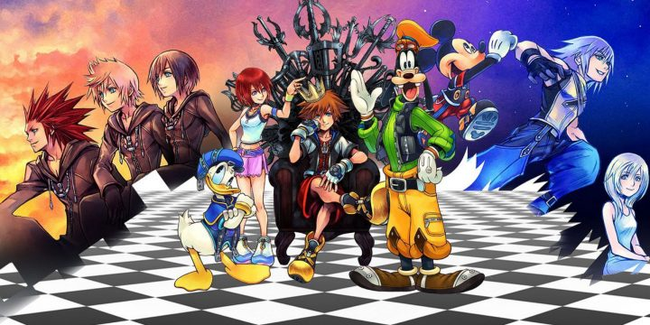 Kingdom Hearts sbarca su Disney+?
