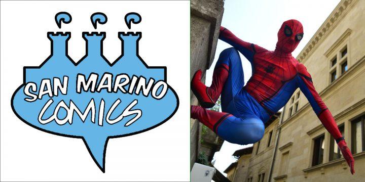 Il successo di San Marino Comics Festival