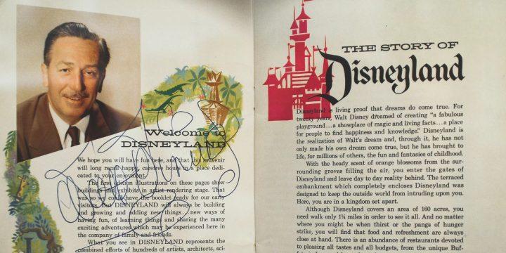 Disneyland, il sogno di un uomo e di un topo