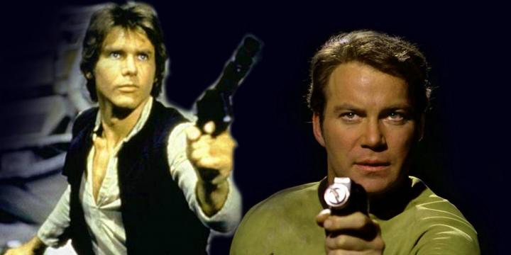 Star Trek V. Star Wars: stavolta poteva essere letale!