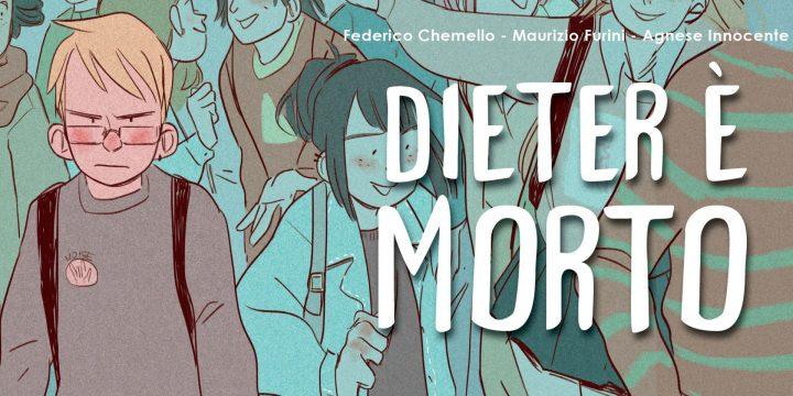 Shockdom pubblica Dieter è morto