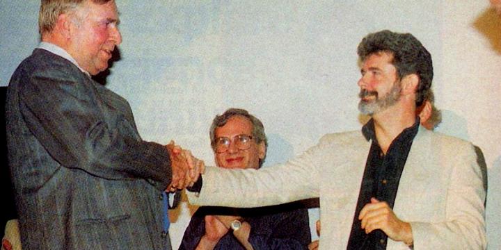 George Lucas e Star Trek