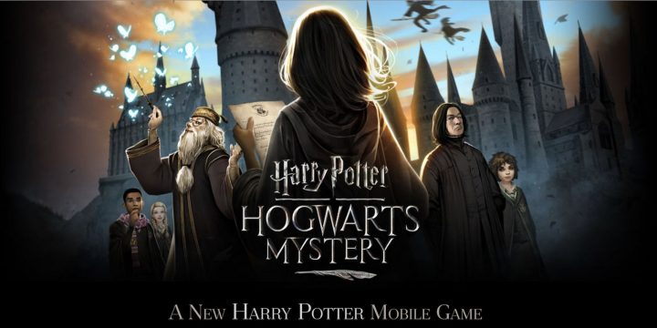Il teaser di Harry Potter: Hogwarts Mystery