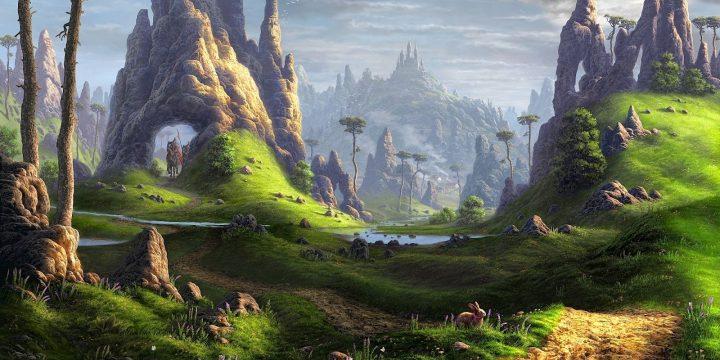 Ambientazioni fantastiche e come crearle!