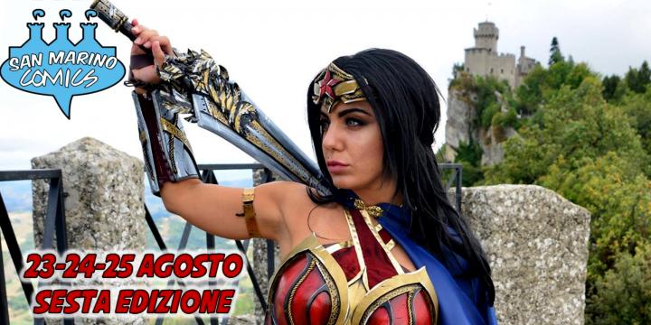 San Marino Comics Festival – Sesta Edizione