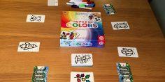 Speed Colors – Edizione italiana