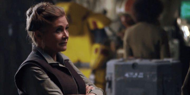 Episodio VIII, possibile reshoot per le scene di Carrie Fisher?