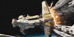 Il destino dell'equipaggio della Corvetta Hammerhead
