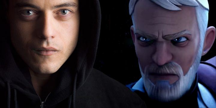 Obi-Wan incontra Mr. Robot?