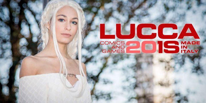 Ecco le pre-iscrizioni online per il Lucca Cosplay Contest