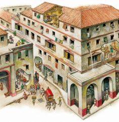Abitare a Roma … Imperiale