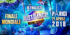 Just Dance World Cup 2018