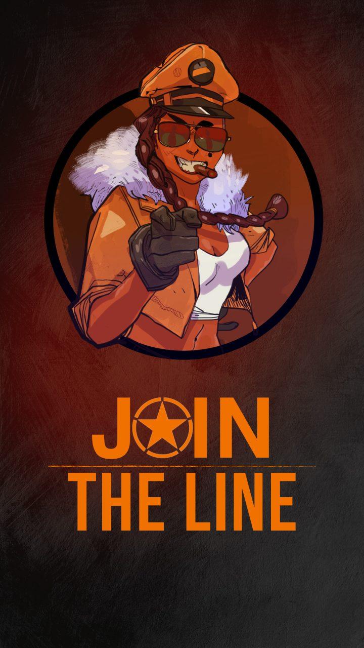 Join the Line! Pubblica con Jundo