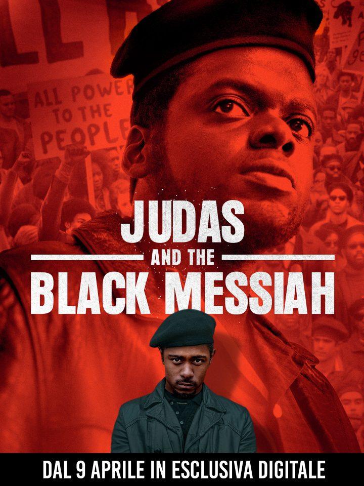 Judas and Black Messiah da domani in digitale