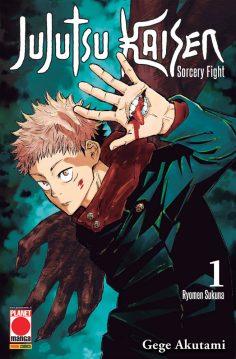 PANINI COMICS presenta a Lucca Comics & Games JUJUTSU KAISEN, il dark action del momento campione di vendite in Giappone