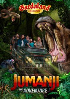 Jumanji – The Adventure @ Gardaland