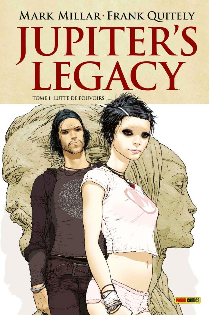 Panini Comics presenta Jupiter's Legacy