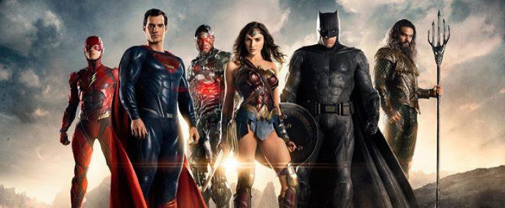 Justice League – Da Novembre al cinema.