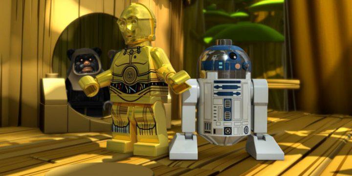 Una serie Lego per Star Wars!