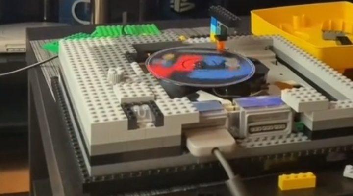 La PlayStation LEGO