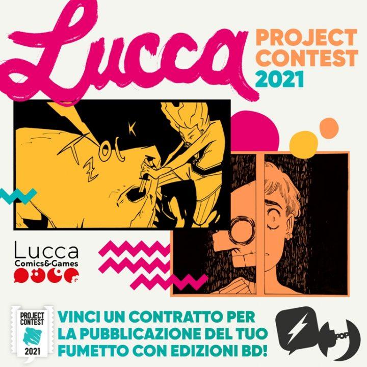 Edizioni BD Presenta Lucca Project Contest 2021