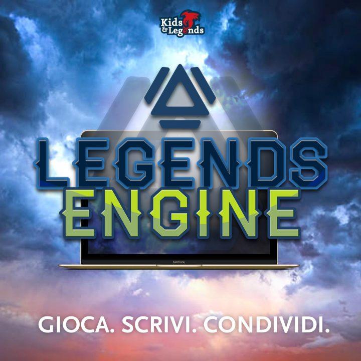 Legends Engine by Kids & Legends