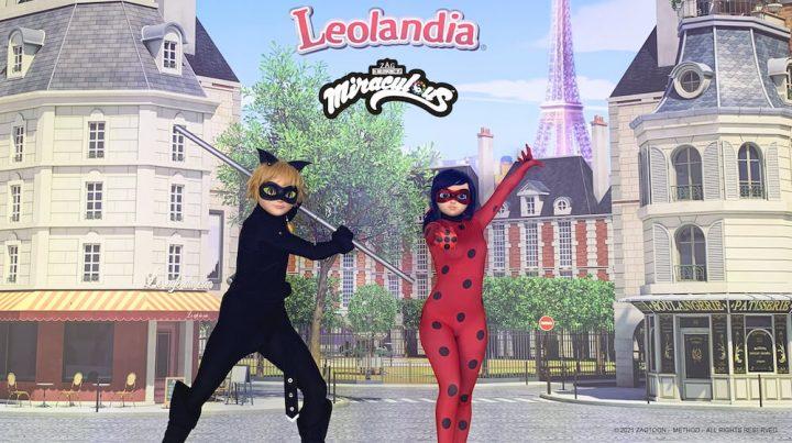 Leolandia riapre domani e festeggia il 50° anniversario