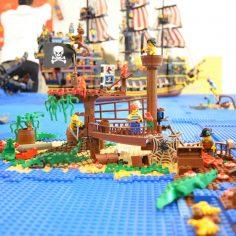 Da martedì 27 aprile riparte la mostra I LOVE LEGO