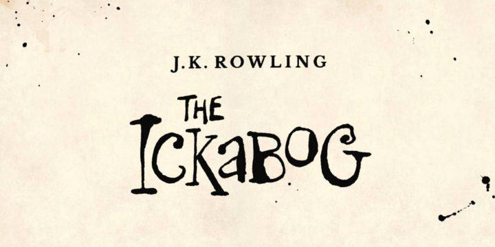 J. K. Rowling online la favola The Ickabog