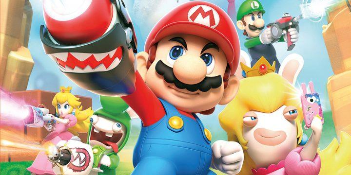 "Finalmente ""Mario + Rabbids Kingdom Battle"""
