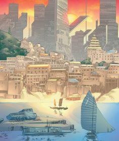 Madripoor, la città dei Mutanti