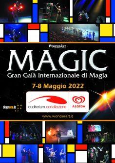 Magic – Gran Galà Internazionale di Magia 2022