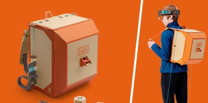 Nintendo Labo: la rivoluzione di cartone