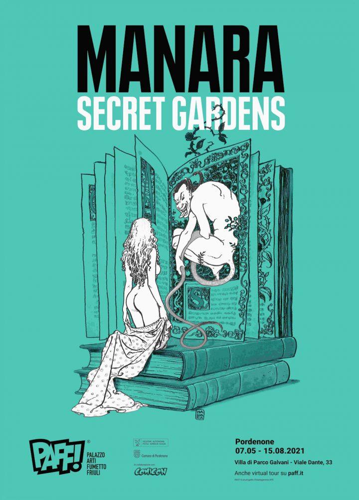 PAFF! Manara Secret Gardens