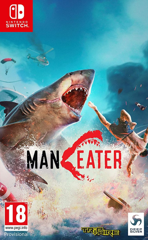 Maneater dal 25 maggio su Nintendo Switch