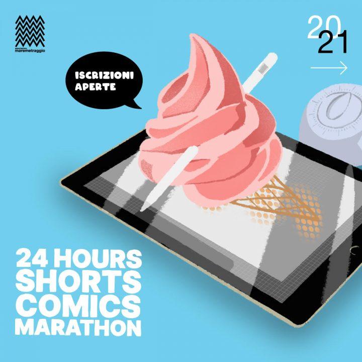 La maratona del fumetto torna a ShorTS International Film Festival 2021