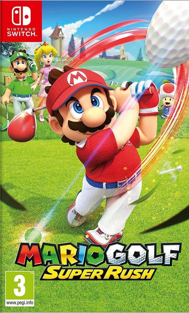 Mario Golf: Super Rush su Nintendo Switch