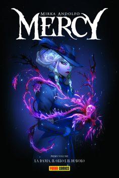PANINI COMICS presenta a Lucca Comics & Games MERCY, il nuovo atteso lavoro della superstar del fumetto MIRKA ANDOLFO