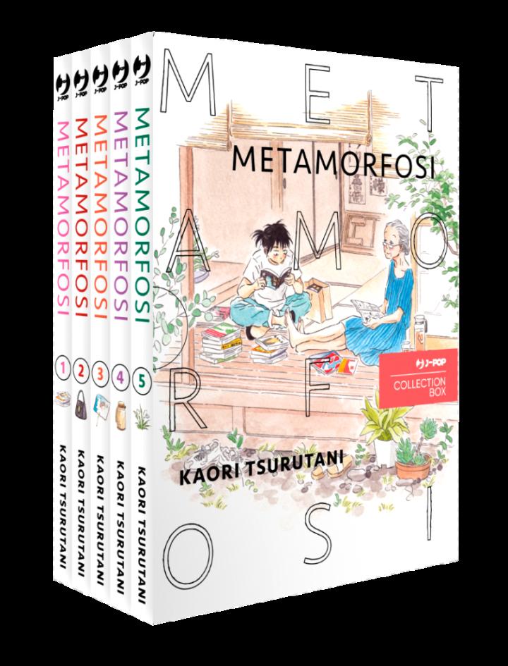 Metamorfosi di Kaori Tsurutani