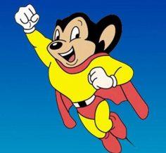 La serie animata di Mighty Mouse