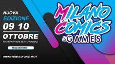 Milano Comics and Games 2021