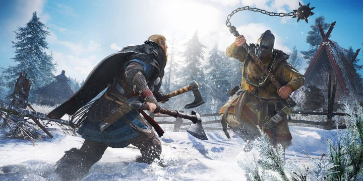 Assassin's Creed Valhalla arriva il 10 novembre