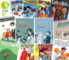 MONDO NAIF: compie 25 ANNI la nascita della graphic novel italiana!